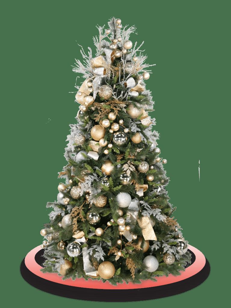 Custom Designed Christmas Tree for Seasonscapes