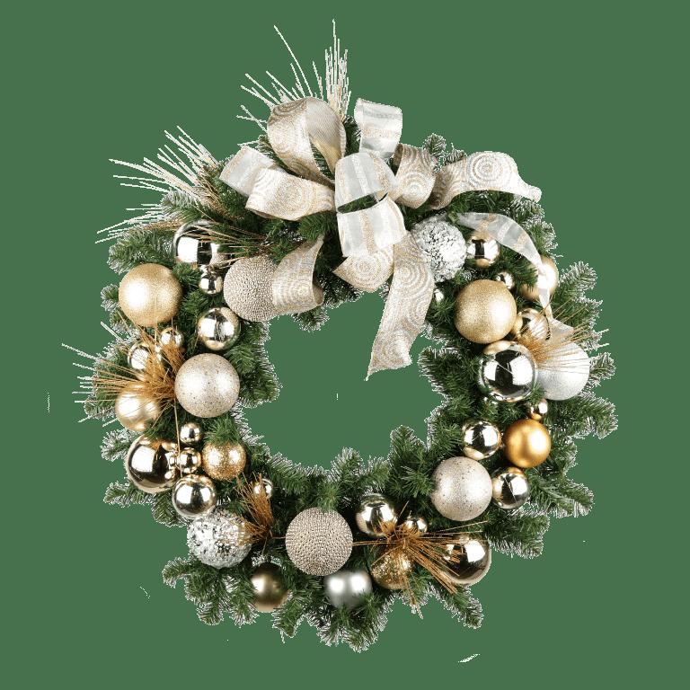 Diamond Seasons Wreath